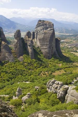 Meteora - Greece Stock Photo - 7606138