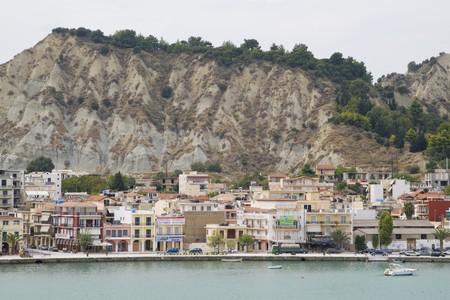 holiday destination: Zakynthos Island - summer holiday destination in Greece Stock Photo