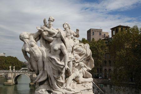 Rome, Italy - Famous travel destination Stock Photo - 7839182