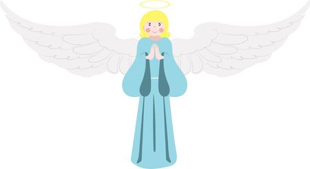 Clipart Vector Holy Angel