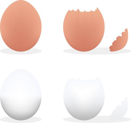 Egg, eggs, broken egg