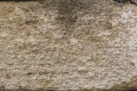 coquina: Coquina texture on construction block. Construction texture.Coquina structure Stock Photo