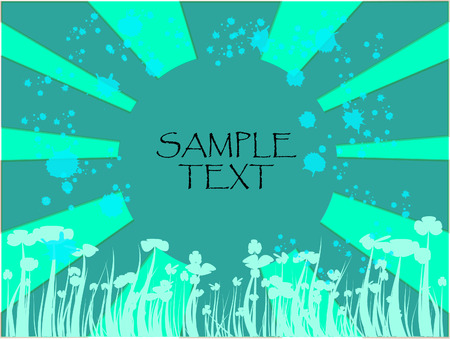 natural abstract background Stock Vector - 7879265