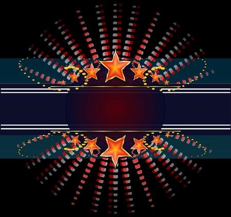 disk jockey: Abstract background discoteca