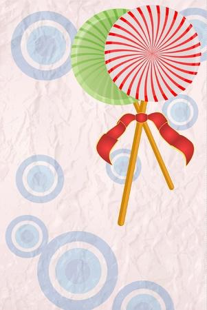 lollipop Stock Vector - 11316805