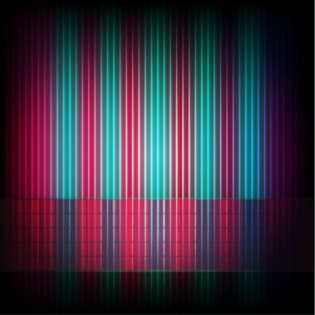 stage. Abstract Vector  Stock Vector - 11831092