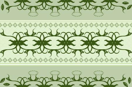 oriental ornament Vector