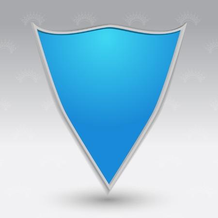 Shield, vector  Stock Vector - 13404339