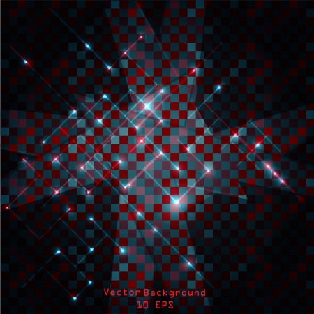 abstract cross: astratto Croce Vettoriali