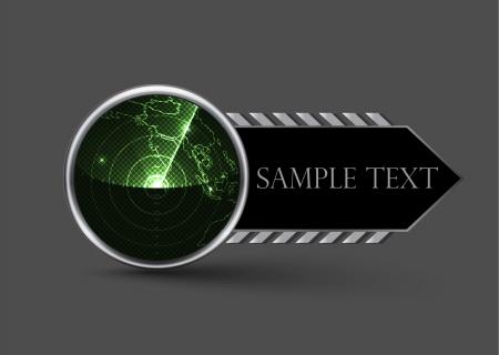 nameplate: Nameplate and radar