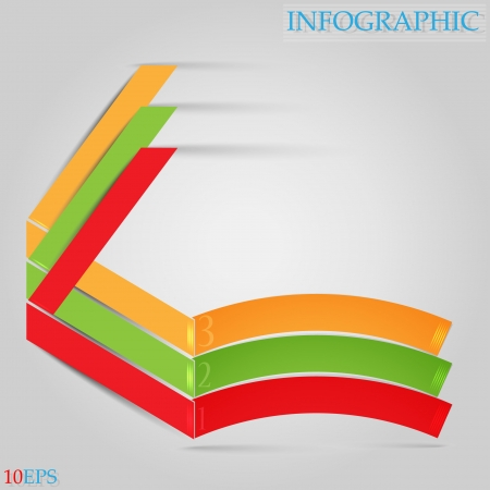 business presentation with text areas