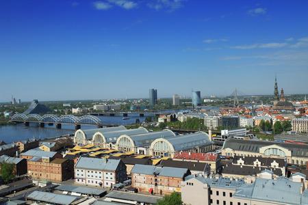 riga: Old town Riga