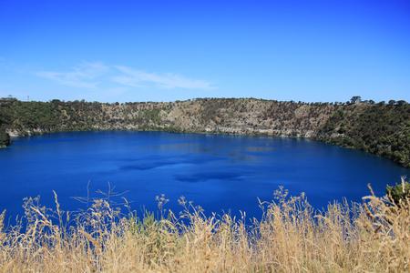 The Blue Lake,South Australia, Mount Gambier