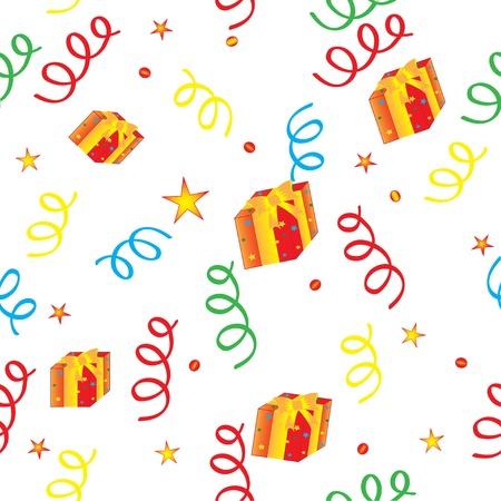 Confetti and the stars