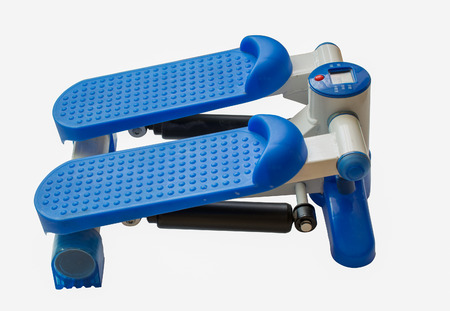 simulator: Compact exercise machine for home workout. Walk simulator.