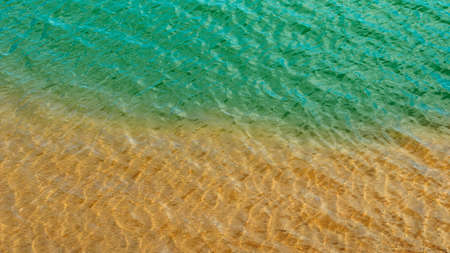 shoal along the shore on the lake, backgrounds, textures