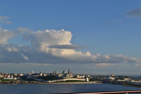 city ??Kazan, the Republic of Tatarstan