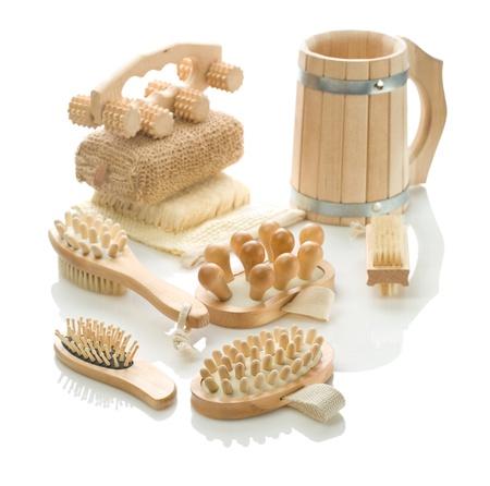 bathe mug: composition for bathing isolated