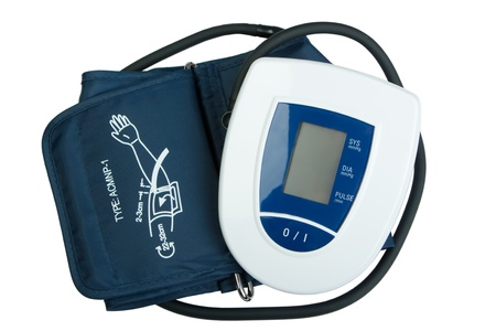 Blood Pressure Monitor photo