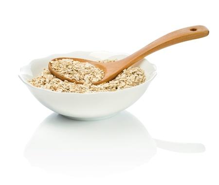 oats: breackfast Stock Photo