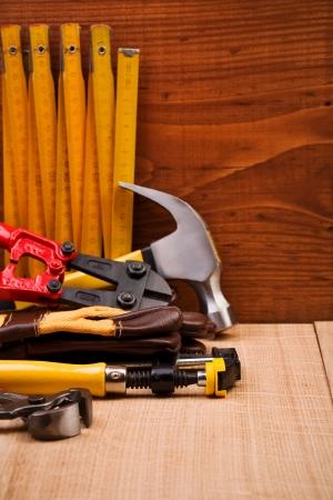 equipos: herramientas de espacio de la copia de trabajo