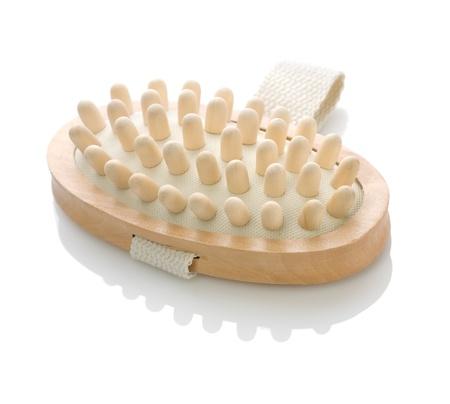 massager: single wooden massager