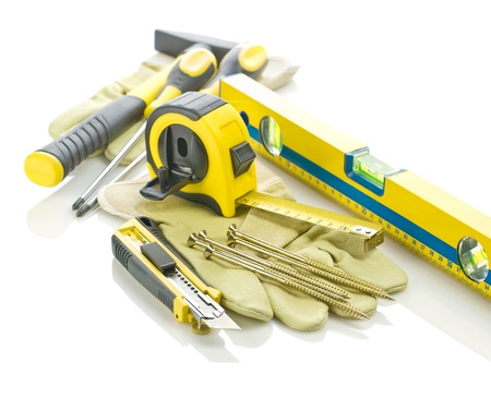 toolbox for building photo