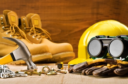 suede belt: herramientas para el trabajo