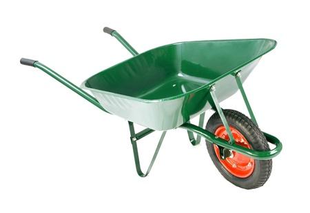 wheelbarrow Stok Fotoğraf - 11502954