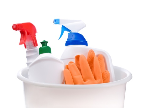 cleaning services: cleaning set