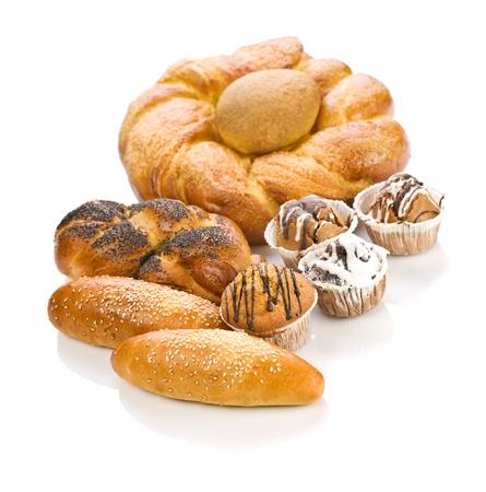 Flour products photo