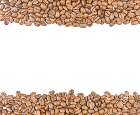 frame of coffee Stock Photo - 11528915