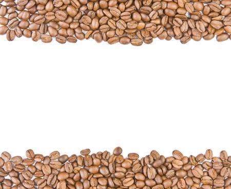 frame of coffee Stock Photo - 11528915