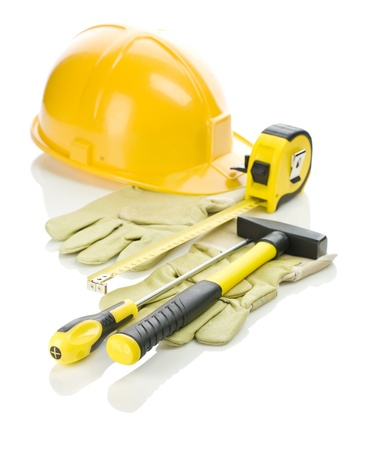 gloves and tools photo
