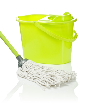 mops: mop and bucket
