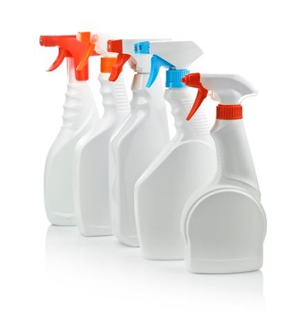 multy: multy spray bottle Stock Photo