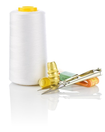 sewing items photo