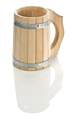 bathe mug: One mug Stock Photo