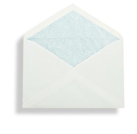 typer: open envelope