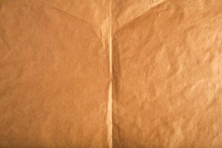 vintage parchement: old brown  barn paper close up