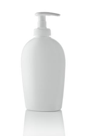 basic care: white spray bottle