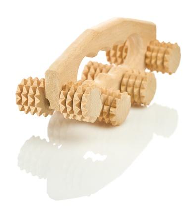 massager: wooden massager
