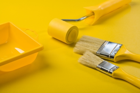 Painting tools photo
