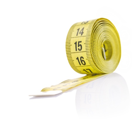 roll of measure tape photo