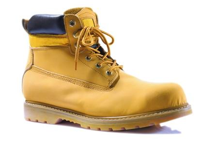 steel toe boots: single working boot