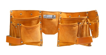 suede working belt TIF Stock Photo - 14446411