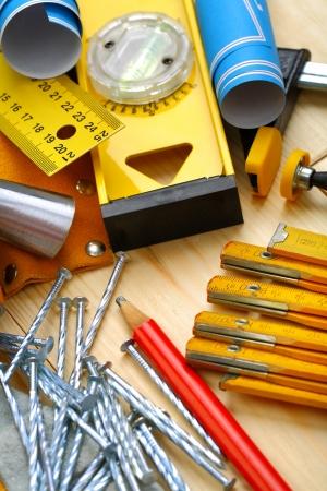 suede belt: herramientas de construcci�n en madera
