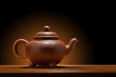 teapot Standard-Bild