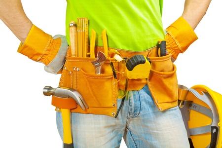 toolbelt with tools photo