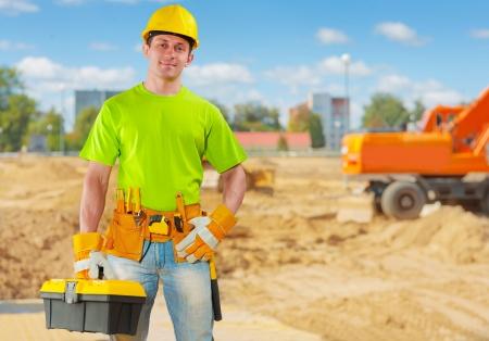 class maintenance: builder on work place